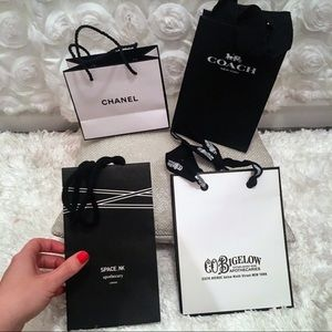 Luxury Shopping Bag Bundle (XS)